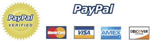 PayPal payment accepted
