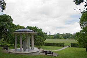 Magna Carta Memorial, Runneymede